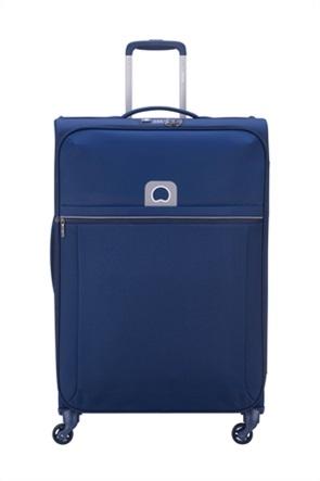 "Delsey βαλίτσα trolley soft ""Brochant"" 78 x 49.5 x 30 cm"