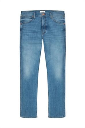 Wrangler ανδρικό τζην παντελόνι πεντάτσεπο ''Larston''