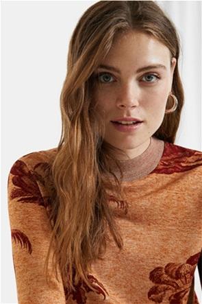 Desigual γυναικεία μπλούζα με arty print ''Versalles''