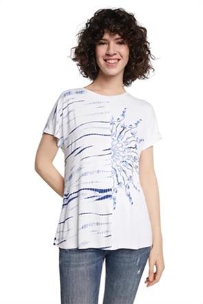 Desigual  γυναικείο T-Shirt με print ''Nanette''