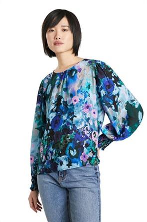"Desigual γυναικεία μπλούζα με balloon μανίκια ""Cairo"""