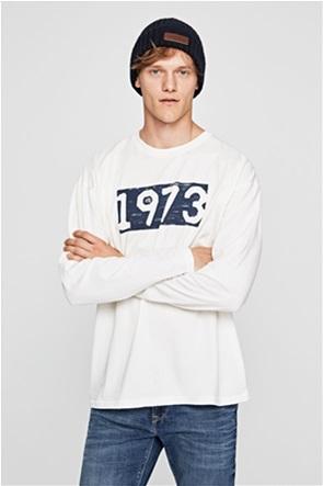 Pepe Jeans ανδρική μπλούζα με print