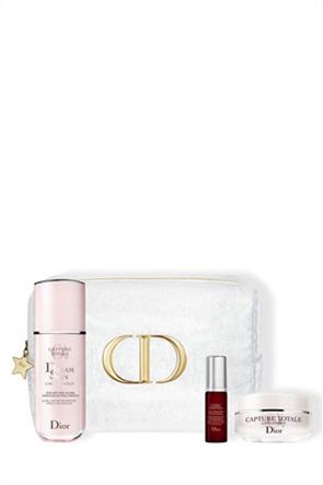 Dreamskin - Perfect Skin Creator Ritual Exclusive Kit - Detoxifying Serum, Age-Defying Fluid & Firming And Wrinkle-Correcting Creme