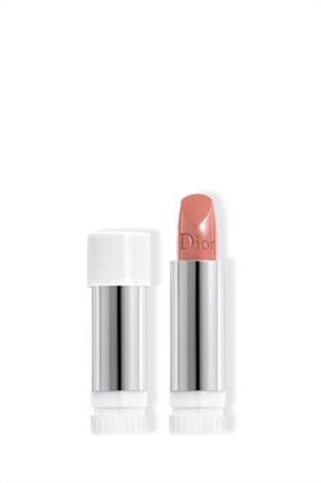 Rouge Dior - The Refill Couture Color Lipstick Refill - 4 Finishes: Satin, Matte, Metallic and Velvet - Floral Lip Care - Comfort and Long Wear