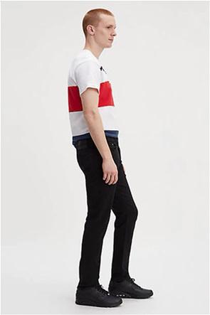 Levi's ανδρικό τζην παντελόνι μαύρο 502™ Regular Taper (34L)