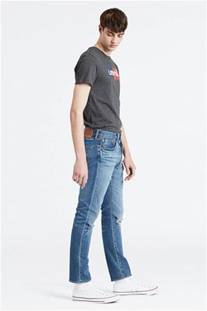 Levi's® ανδρικό τζην παντελόνι 501 Slim Taper Ironwood (34L)