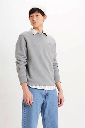 """Levi's® ανδρική μπλούζα φούτερ με logo patch """"New Original"""""""
