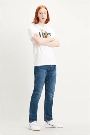 """Levi's ανδρικό τζην παντελόνι 502™ Taper """"Road Rash"""" (34L)"""