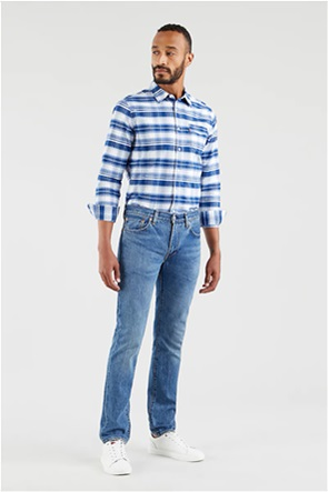 Levi's® ανδρικό τζην παντελόνι 511™ Slim Fit (34L)