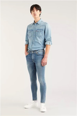 Levi's® ανδρικό τζην παντελόνι Skinny Tapered Fit (32 L)