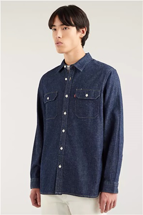 Levi's® ανδρικό overshirt με flap τσέπες στο στήθος Relaxed Fit ''Jackson''