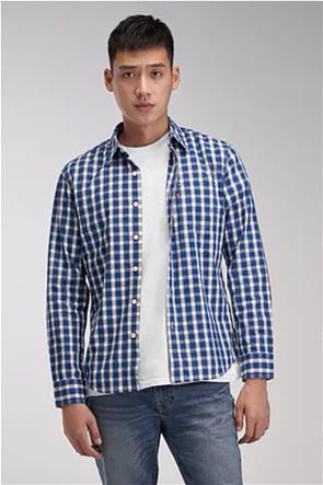 Levi's® ανδρικό πουκάμισο με καρό σχέδιο Slim Fit