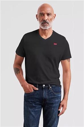 Levi's® ανδρική μπλούζα με V λαιμόκοψη ''Οriginal Housemark''
