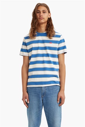 Levi's® ανδρικό T-shirt με ριγέ σχέδιο ''Housemark''