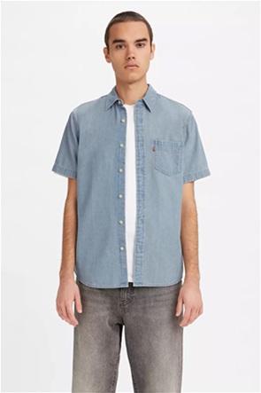 Levi's® ανδρικό πουκάμισο με απλικέ τσέπη στο στήθος