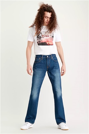 Levi's® ανδρικό τζην παντελόνι 527™ Slim Fit Bootcut (34L)