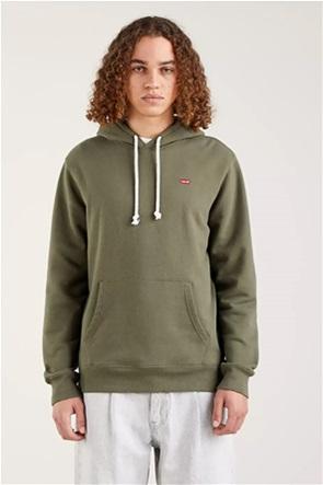 Levi's® ανδρική φούτερ μπλούζα με κεντημένο λογότυπο ''Οriginal Hoodie''