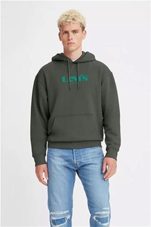 Levi's® ανδρική φούτερ μπλούζα με logo print ''Graphic Hoodie''