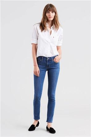 b813824a95f LEVI'S | Γυναικείο τζην παντελόνι 711 Skinny Smoke Mirrors (32L ...