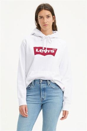 Levi's® γυναικεία φούτερ μπλούζα με logo print