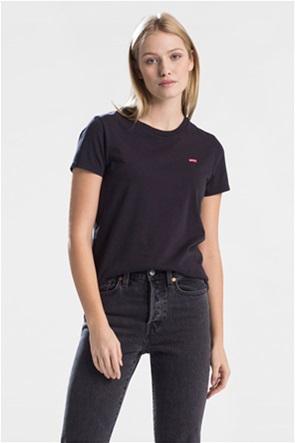 "Levi's  γυναικείο T-shirt μονόχρωμο ""Perfect Tee"""