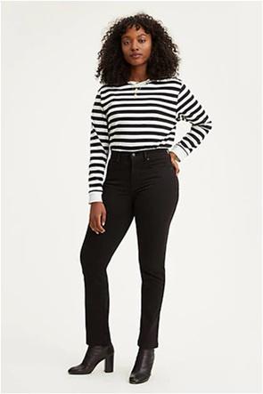 Levi's® γυναικείο τζην παντελόνι 724™ High-waisted Straight  (30L)