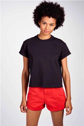 "Levi's® γυναικεία μπλούζα με διαφάνεια και παγιέτες στην πλάτη ""Lola Top"""