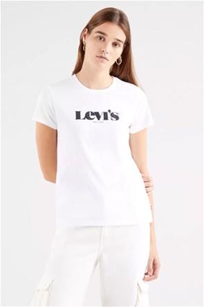 "Levi's® γυναικείο T-shirt με print ""The Perfect Tee"""