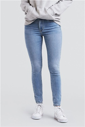 """Levi's® γυναικείο τζην παντελόνι πεντάτσεπο 720 """"High Rise Super Skinny"""" (32L)"""