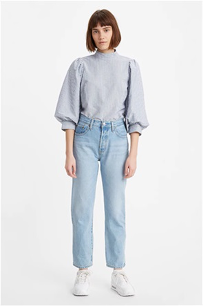 "Levi's® γυναικείο τζην παντελόνι 501™ ""Original Cropped"" (30L)"