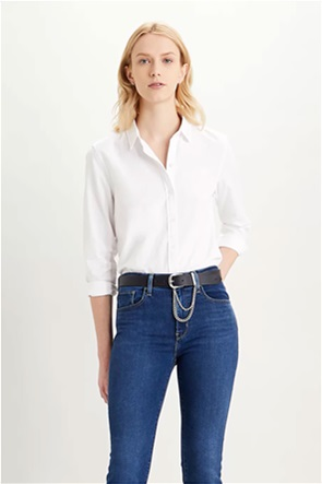 Levi's® γυναικείο πουκάμισο μονόχρωμο