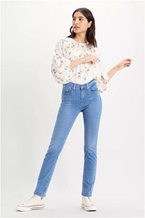 """Levi's® γυναικείο τζην παντελόνι 724™ """"High Rise Straight"""" (30L)"""