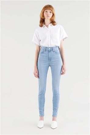 Levi's® γυναικείο τζην παντελόνι ψηλόμεσο Super Skinny Fit ''Mile'' (30L)