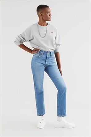 Levi's® γυναικείο τζην παντελόνι πεντάτσεπο cropped 501® (30L)