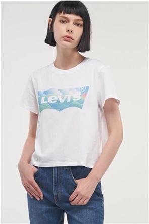 Levi's® γυναικείο T-shirt με logo print ''Graphic Jordie''