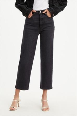 Levi's® γυναικείο τζην παντελόνι ψηλόμεσο ''Ribcage Straight Ankle'' (27L)