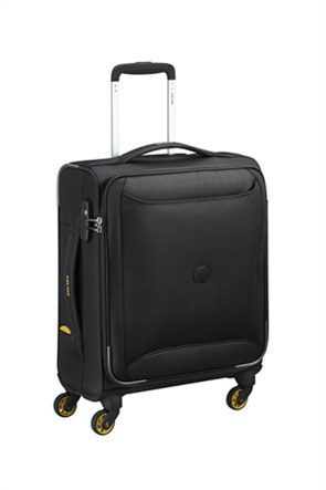 """Delsey βαλίτσα trolley soft """"Chartreuse"""" 55 x 35 x 20 cm"""