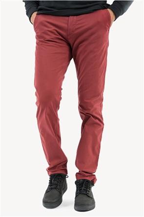 Timberland ανδρικό chino παντελόνι μονόχρωμο