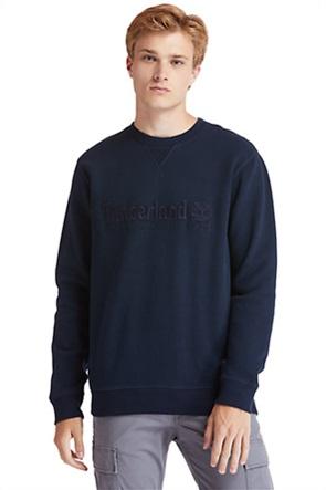 Timberland ανδρική μπλούζα φούτερ με κεντημένο λογότυπο ''Heritage est. 1973''