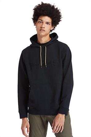 Timberland ανδρική φούτερ μπλούζα με ανάγλυφο λογότυπο και κουκούλα