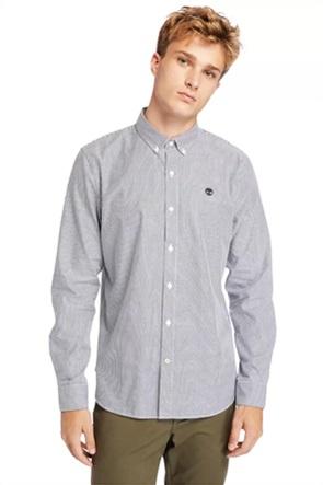 Timberland ανδρικό ριγέ πουκάμισο button down ''Ela River''