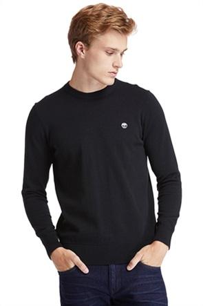 Timberland ανδρική πλεκτή μπλούζα με κεντημένο λογότυπο ''Williams River''