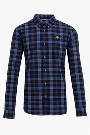 Τimberland ανδρικό πουκάμισο με καρο σχέδιο