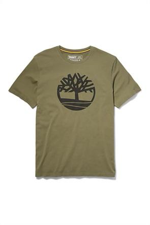 "Timberland ανδρικό T-shirt με print ""Kennebec River"""