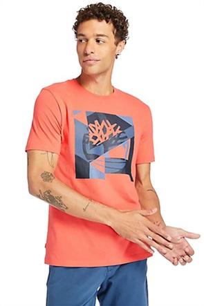Timberland ανδρικό T-Shirt με graphic logo print ''Coastal Cool''