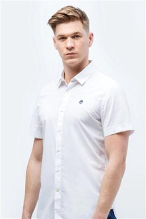 "Timberland ανδρικό πουκάμισο με κεντημένο λογότυπο ""Eastham River"""