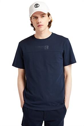 Timberland ανδρικό T-shirt με logo print