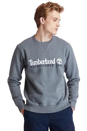 "Timberland ανδρική μπλούζα φούτερ με ανάγλυφο logo print ""Heritage Est. 1973"""