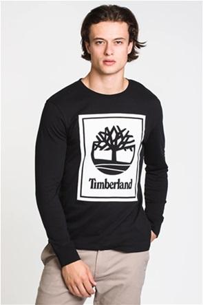 "Timberland ανδρική μπλούζα με logo print ""Logo Tee"""
