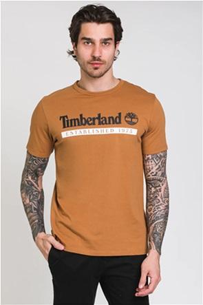 Timberland ανδρικό T-shirt με logo print ''Established 1973''